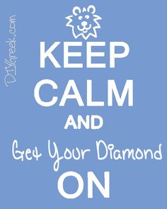 "This would be cute with ""Keep Calm and Put your pearls on """