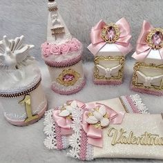 Kit luxo Baby Favors, First Communion, Decorative Boxes, Butterfly, Baptisms, Birthday, 1, Baptism Party, Birthday Captions