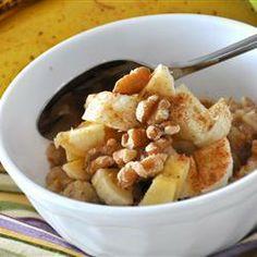 Gezond ontbijt met quinoa, havermout en banaan! http://allrecipes.nl/recept/8152/gezond-ontbijt-met-quinoa--havermout-en-bananen.aspx