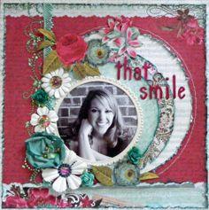 THAT SMILE - Scrapbook.com