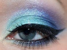 galaxy eyeshadow - Google Search