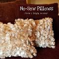 Make These No-sew Pillows