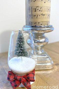 Lantern Snow Globe : Turn a lantern glass into a beautiful snow globe with this … – bookups Globe Furniture, Furniture Design, Plywood Furniture, Chair Design, Design Design, Modern Furniture, Interior Design, Old Lanterns, Christmas Snow Globes