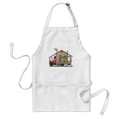 Redneck Hillbilly Camper Aprons camping storage ideas, camping smores ideas, halloween camping ideas #followyourdream #campinginspiration #avantgardecampingco, christmas decorations, thanksgiving games for family fun, diy christmas decorations