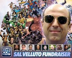 *PIN to WIN* SAT 6/11/16 from 10am-4pm! Join us and local comicbook artists for the Sal Velluto Fundraiser at Dragon's Keep in Provo #utah