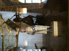 Joan of Arc collection in the Cheverus Room at Boston Public Library, Copely Square, Boston, MA, USA. Photo by Kim Loftus.