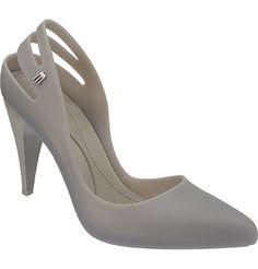 Melissa classic heel Melissa Shoes, Flat Wedges, Bride Shoes, Beautiful Shoes, Designer Shoes, Peep Toe, High Heels, Pumps, Stylish