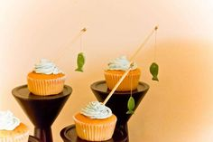 Fishing Birthday Party Ideas | Photo 1 of 24 | Catch My Party