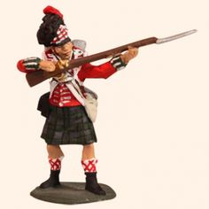E 062b Highland Infantryman Standing Firing 30mm Willie Foot  Napoleonic Wars 1803 to 1815  30mm Willie War game figures  All the figures are made from white metal and are available as unpainted kit, castings, they can also be supplied fully hand painted in matt. #toysoldiers, #miniaturetoysoldiers, #actionfigures, #toystore, #collectibles