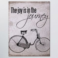 Impressions Bicycle Inspirational Canvas Wall Art  The answer may be SIMPLEr than you think...marketing at a glance. Kudzu Communications kan do that.