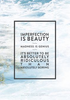 Imperfection | Striking Truths