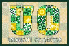 University of Oregon 1