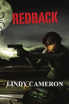 Redback by Lindy Cameron the one and only :)