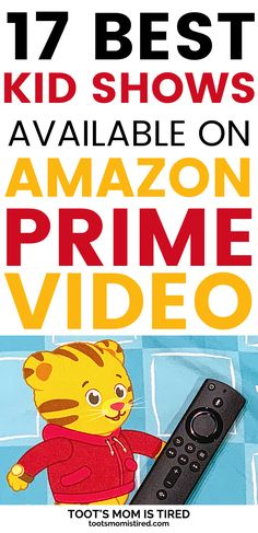17 Best Kids Shows on Prime Video for Toddlers & Preschoolers | Amazon Prime Video Shows for Toddlers and Preschoolers. Kids Tv Shows, Best Tv Shows, Toddler Preschool, Preschool Activities, Two Years Old Activities, Everything Preschool, Pbs Kids, Parenting Toddlers, Three Year Olds