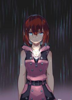 """""""""""I couldn't keep him safe. Kairi Kingdom Hearts, Kingdom Hearts Games, Kingdom Hearts Fanart, Kingdom 3, Nisekoi, Kingdom Hearts Wallpaper, Sora And Kairi, Kh 3, Kindom Hearts"""