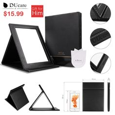 Amazon Deal --- $15.99 for DUcare Tabletop Vanity Makeup Mirror Portable Folding Mirrors with Standing Large ::::::::Valid till 6AM June 29th. http://www.ducare.cc/index.php/folding-portable-makeup-mirror