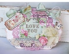 Gorgeous card by Tammy Roberts