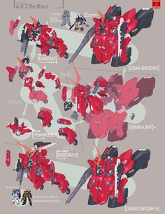 Robot Factory, Robot Illustration, Gundam Mobile Suit, Cool Robots, Gundam Art, Custom Gundam, Mecha Anime, Mechanical Design, Gundam Model