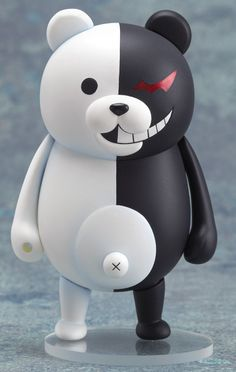 Japanese Anime Good Smile Super Danganronpa 2 Monokuma Nendoroid by Good Smile PVC Action Figure New in original package Danganronpa Monokuma, Super Danganronpa, Danganronpa Figures, Danganronpa Merch, Figurines D'action, Anime Figurines, Danganronpa Trigger Happy Havoc, Tokyo Otaku Mode, Mode Shop