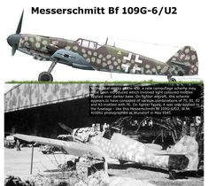 Messerschmitt Bf 109G-6/U2