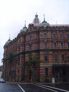 The old Durban railway station. Nice Things, Old Things, South African Railways, Durban South Africa, University Of Oklahoma, Zulu, Places Ive Been, Birth, Cities