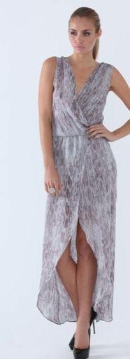 Raffaela Maxi Dress by Karina Grimaldi $340 via boutiika.com