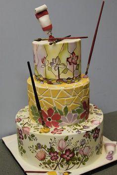 Artists' Cake