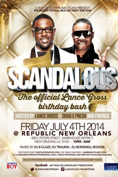 new orleans on july 4th