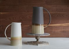 Emma Lacey Engaging Ceramics, Rainbow Range, Porcelain, Hand thrown tableware and ceramic design, London, Made in the UK
