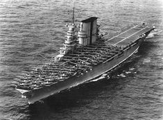 USS Saratoga CV-3 - Lexington class Aircraft Carrier