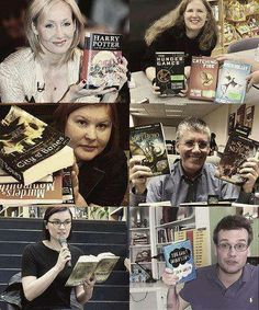 Thank you for writing these awesome books!