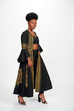Tall Women Fashion, Iranian Women Fashion, Over 50 Womens Fashion, Black Women Fashion, African Fashion, Black Fashion Designers, Afro Punk Fashion, 20s Fashion, Fashion Outfits