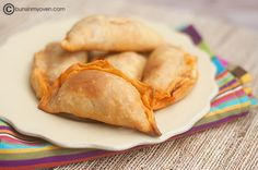 Chorizo Empanadas - The dough for these was unbelievably easy to make and the flavor and texture was just perfect. I've been dreaming about stuffing this dough with all kinds of delicious goodies.