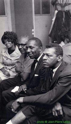 Koko Taylor, Sonny Terry, Oddie Payne, Little Walter.  1967.