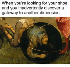 "17 Medieval Memes That'll Make You Wonder What In The Flying F*ck Was Going On Back Then - Funny memes that ""GET IT"" and want you to too. Get the latest funniest memes and keep up what is going on in the meme-o-sphere. Renaissance Memes, Medieval Memes, Memes Humor, Funny Memes, Funniest Memes, Jokes, Funny Art, The Funny, Daily Funny"