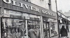 Oliver Somers on Mesnes Street Old Pictures, Old Photos, Ol Days, Great Britain, Childhood Memories, The Past, Old Things, History, Roads