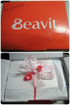 "Babsi´s Beauty Gossip: Beavit Box - ""Schön verliebt in den Winter!"" Box, Gift Wrapping, Winter, Gifts, Beauty, In Love, Nice Asses, Presents, Snare Drum"