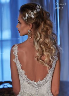 Valverde (08003) Sold Exclusively at Bridal Room in Pretoria & Johannesburg. Book your appointment today.