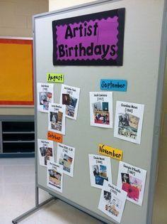 Art classroom organizational ideas - Google Search
