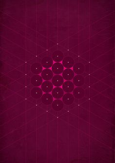 Sacred Geometry 3 by Michæl Paukner, via Flickr