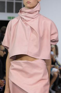J.W. Anderson at London Spring 2015 (Details)