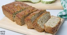 Have you ever tried making keto bread using zucchini and coconut flour? Today we are showing you our low carb Zucchini Coconut Bread recipe. Here's how...