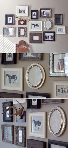 154 best Wall Art Inspiration images on Pinterest | Dekoration ...
