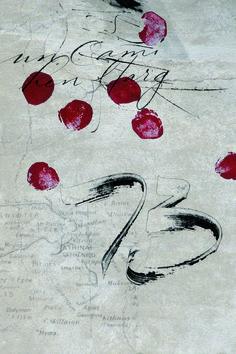 Christel Llop: Photo Calligraphic Artist