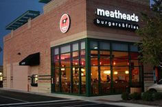 Meatheads Burgers & Fries -- Hell to the yeah!