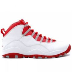 huge discount 8ab71 33c31 Cheap Air Jordan 10 retro gs wht red gry A24013 Jordan 10, Jordan Retro 10
