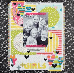 Illustrated Faith | Delight in His Day Collection | Layout by Becki Adams