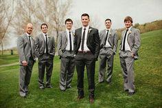 Grey men