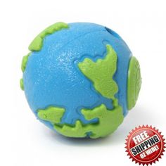 Planet Dog Orbee Tuff Ball Medium
