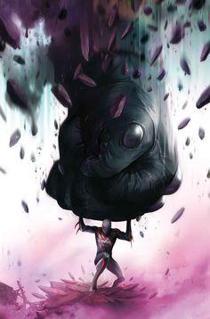 SPIDER-MAN 2099 #20 Cover by FRANCESCO MATTINA.